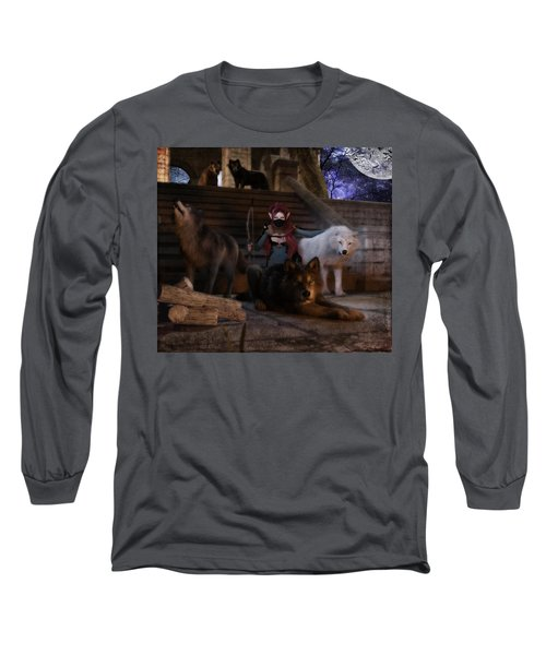The Pack Long Sleeve T-Shirt