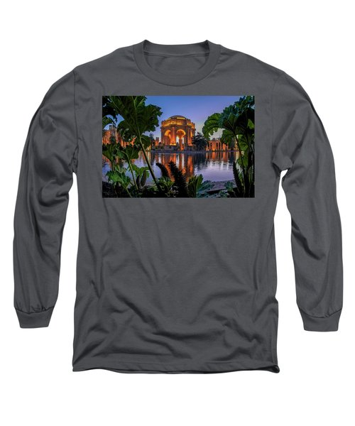 The Palace Long Sleeve T-Shirt