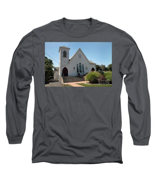 The Patchogue Seventh Day Adventist Church Long Sleeve T-Shirt