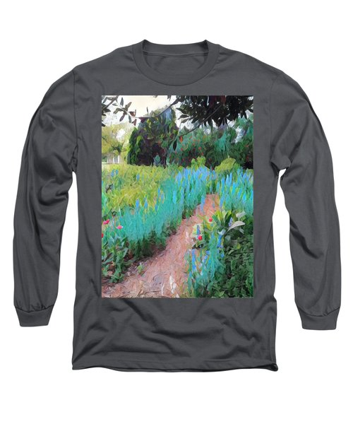 The Path Less Traveled Long Sleeve T-Shirt