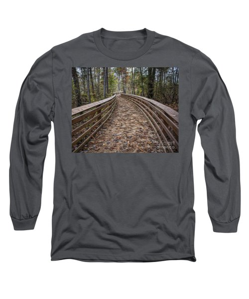 The Path That Leads Long Sleeve T-Shirt
