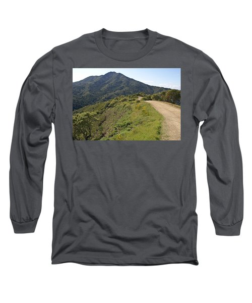 The Path To Tamalpais Long Sleeve T-Shirt