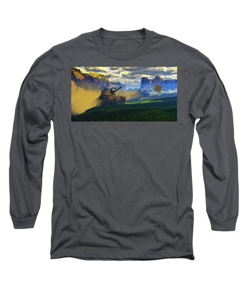 The Patton Effect Long Sleeve T-Shirt