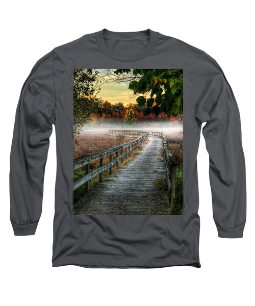 The Peaceful Path Long Sleeve T-Shirt