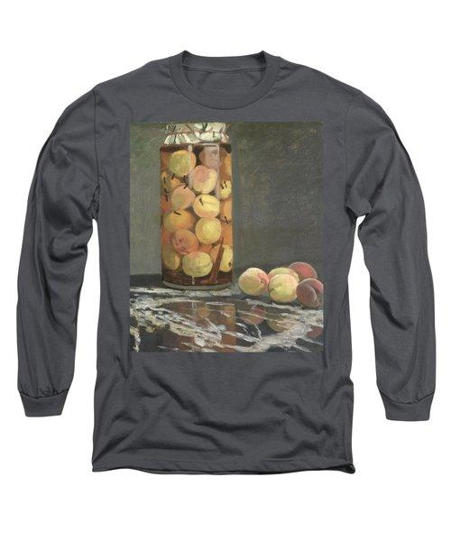 The Peach Glass Long Sleeve T-Shirt