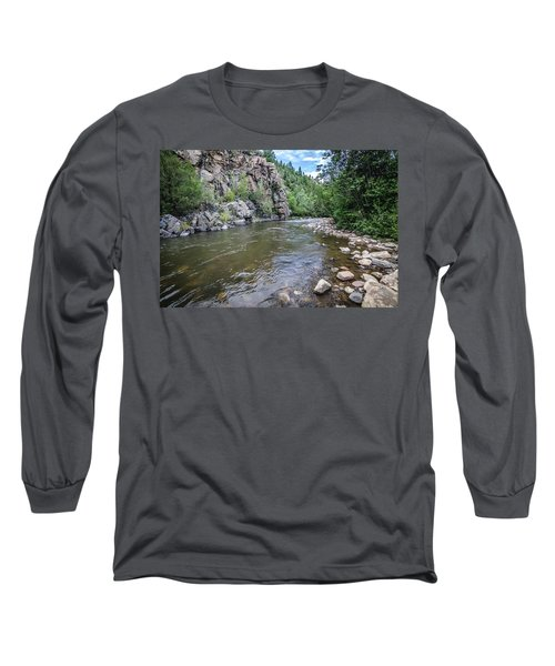 The Pecos River Long Sleeve T-Shirt