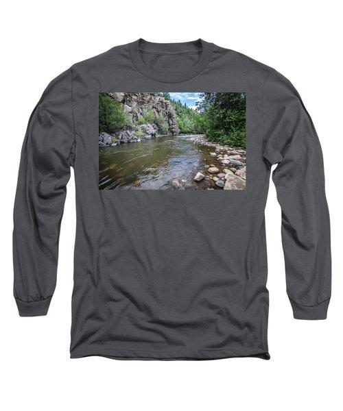 The Pecos River Long Sleeve T-Shirt