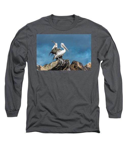 The Pelicans Long Sleeve T-Shirt