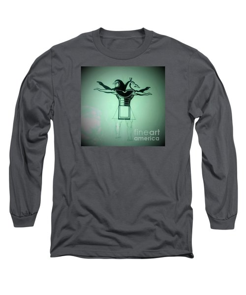 The Perfect Circling Of Your Square Long Sleeve T-Shirt by Talisa Hartley