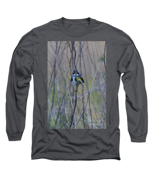 The Perfect Hiding Spot Long Sleeve T-Shirt