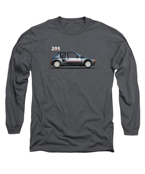 The Peugeot 205 Turbo Long Sleeve T-Shirt