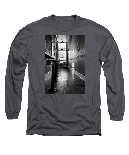 Long Sleeve T-Shirt featuring the photograph The Pie Shop by Dan Traun