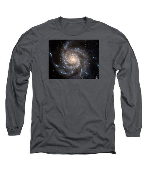 The Pinwheel Galaxy  Long Sleeve T-Shirt