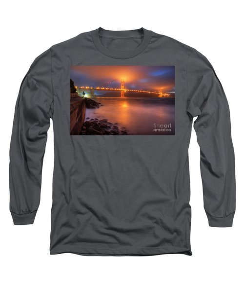 The Place Where Romance Starts Long Sleeve T-Shirt