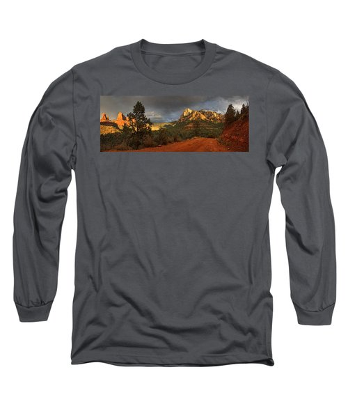 The Play Of Light Long Sleeve T-Shirt