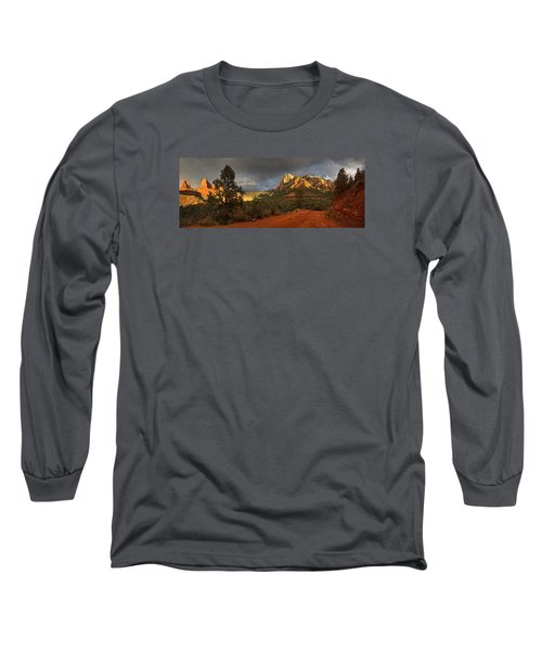 The Play Of Light Long Sleeve T-Shirt