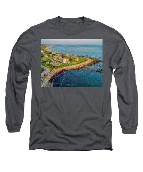The Point At Weekapaug Long Sleeve T-Shirt