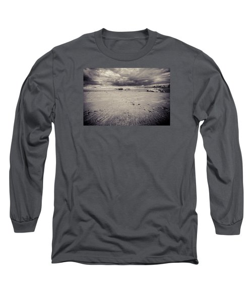 The Point Of Collapse Long Sleeve T-Shirt