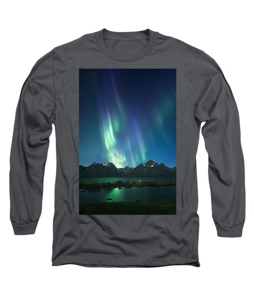 The Pond And The Fjord Long Sleeve T-Shirt
