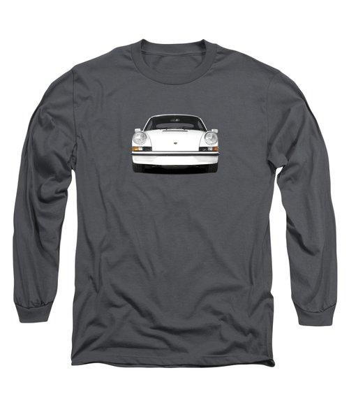 The Porsche 911 Carrera Long Sleeve T-Shirt