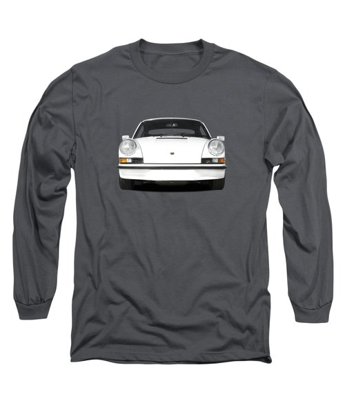 The Porsche 911 Carrera Long Sleeve T-Shirt