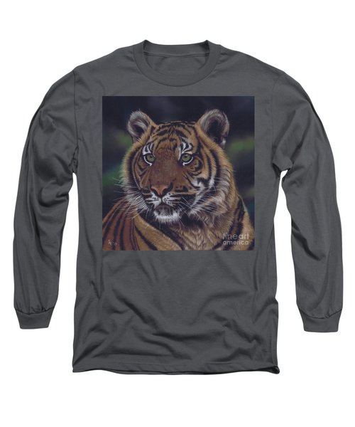 The Prince Of The Jungle Long Sleeve T-Shirt