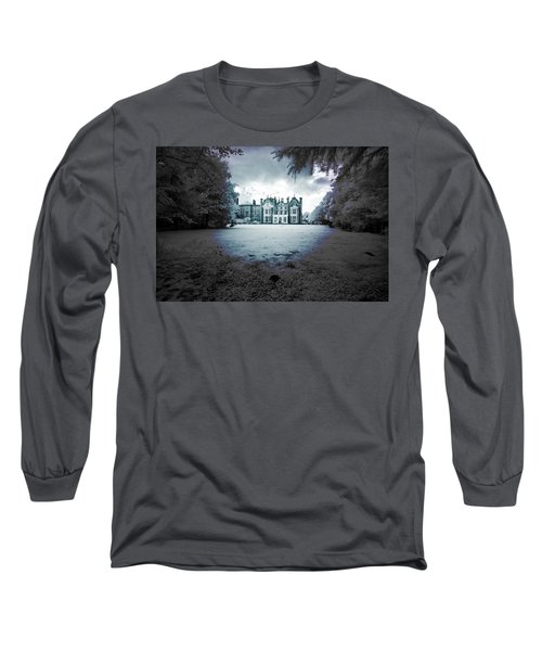 The Priory  Long Sleeve T-Shirt by Keith Elliott