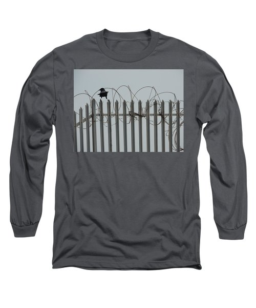 The Prisoner Long Sleeve T-Shirt