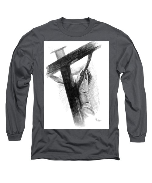 The Promise Long Sleeve T-Shirt by Noe Peralez