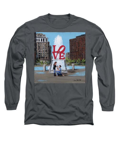 The Proposal Long Sleeve T-Shirt