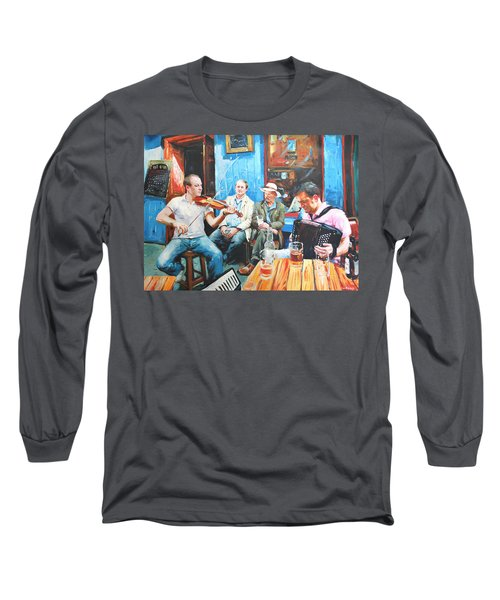 The Quay Players Long Sleeve T-Shirt