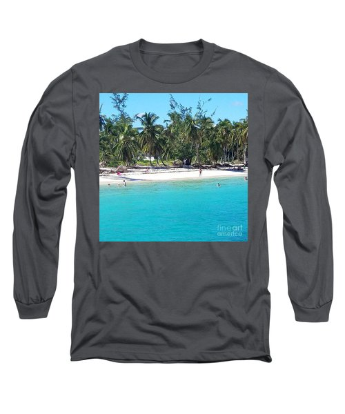 The Quiet Zone Long Sleeve T-Shirt