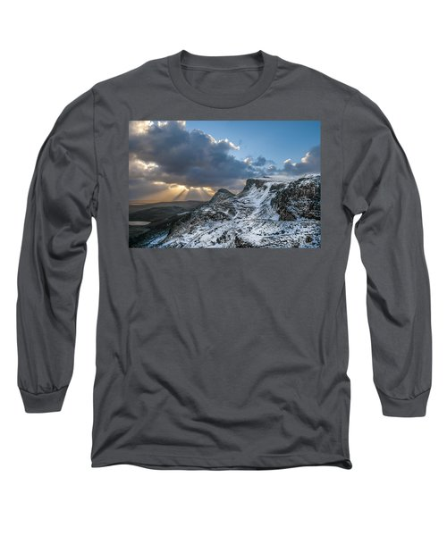 The Quiraing Just After Dawn Long Sleeve T-Shirt