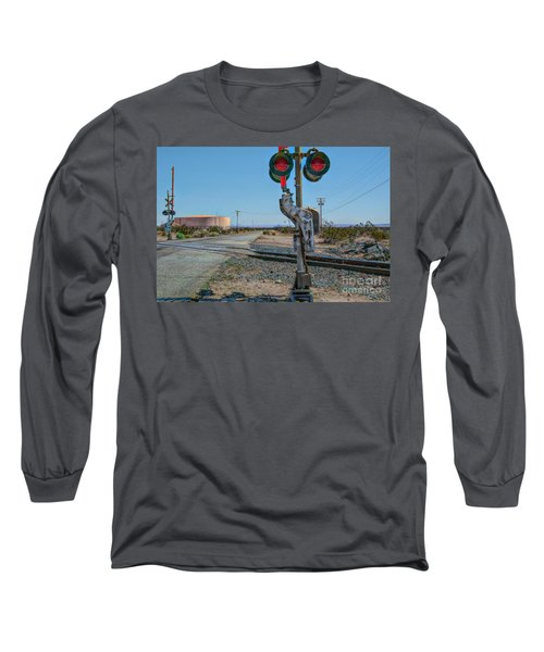 The Railway Crossing Long Sleeve T-Shirt