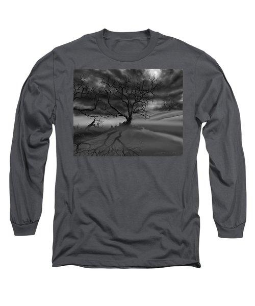 The Raven's Night Long Sleeve T-Shirt