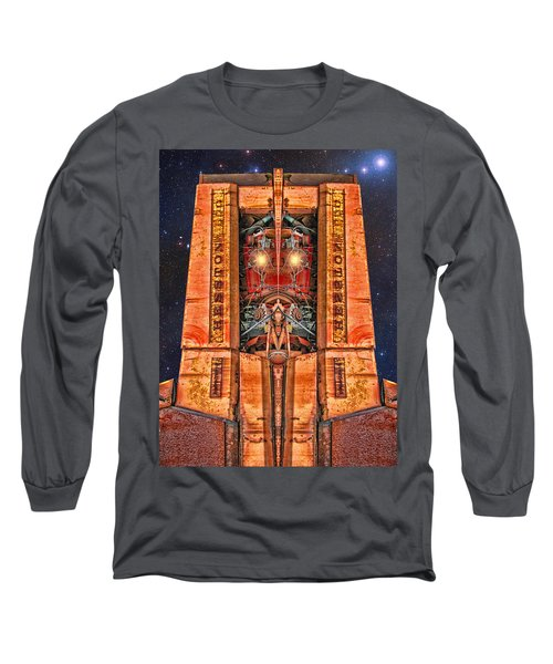 The Recycled King Long Sleeve T-Shirt