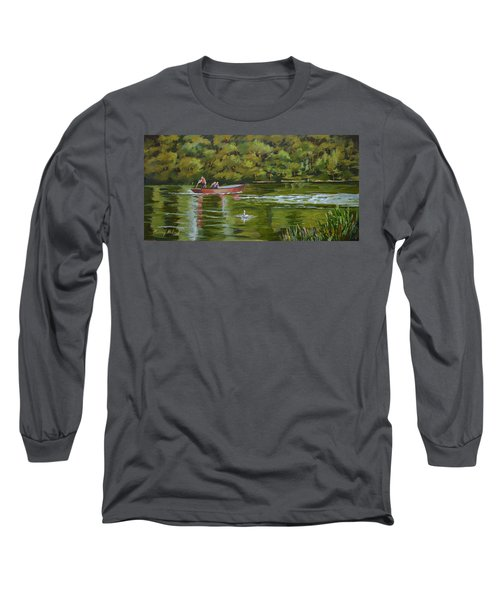 The Red Punt Long Sleeve T-Shirt
