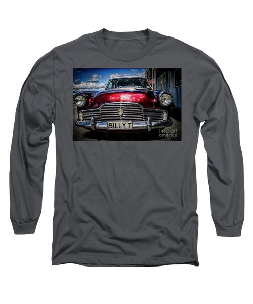 The Red Zephyr Long Sleeve T-Shirt