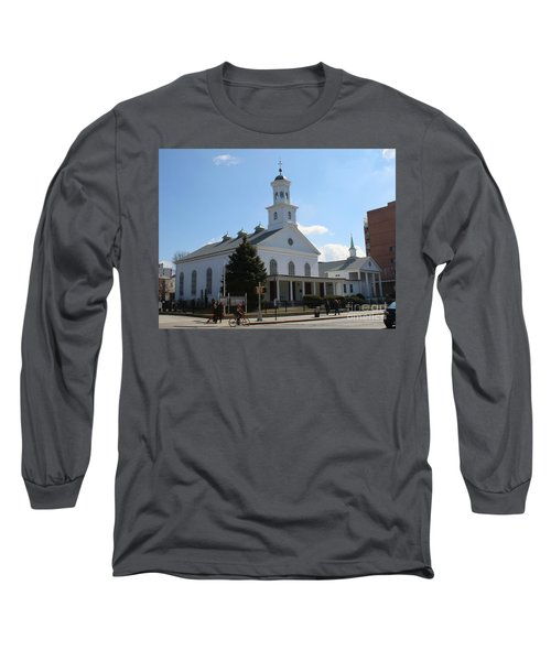 The Reformed Church Of Newtown- Long Sleeve T-Shirt