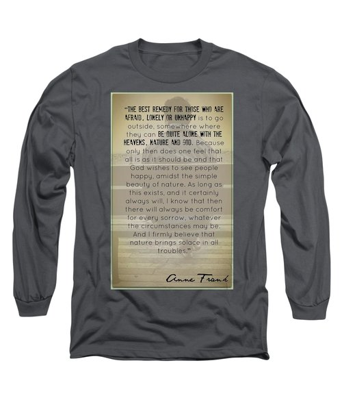 The Remedy Long Sleeve T-Shirt