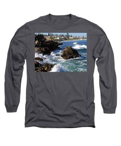 The Restless Sea Long Sleeve T-Shirt