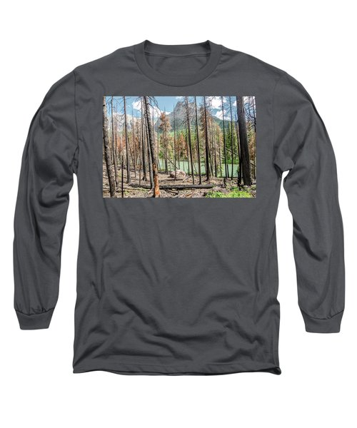 The Revealed View Long Sleeve T-Shirt
