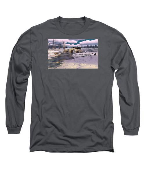 The Rhythm Of Frost Long Sleeve T-Shirt