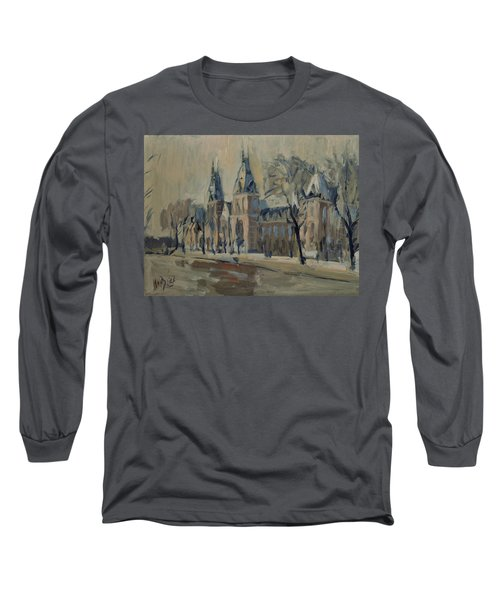 The Rijksmuseum After The Rain Long Sleeve T-Shirt