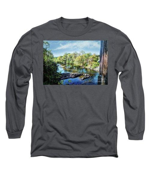 The River Below  Long Sleeve T-Shirt