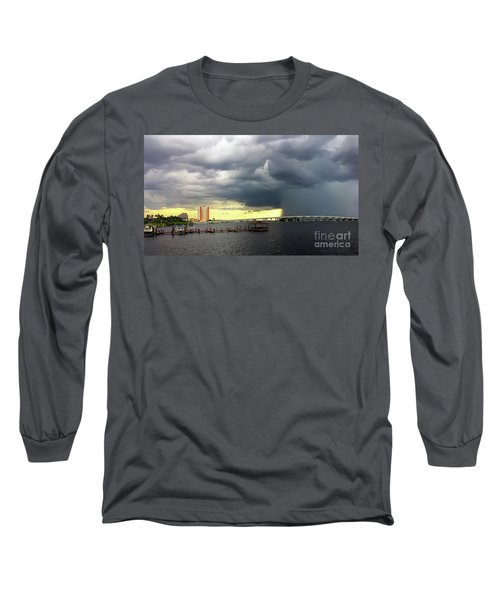 The Rivers Divide Long Sleeve T-Shirt