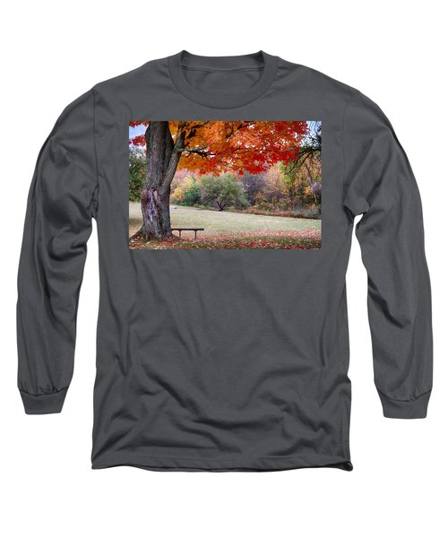 The Robert Frost Farm Long Sleeve T-Shirt