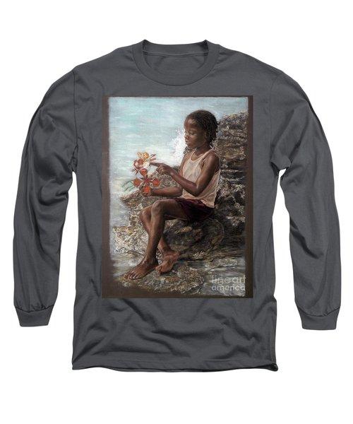 The Rock Garden Long Sleeve T-Shirt