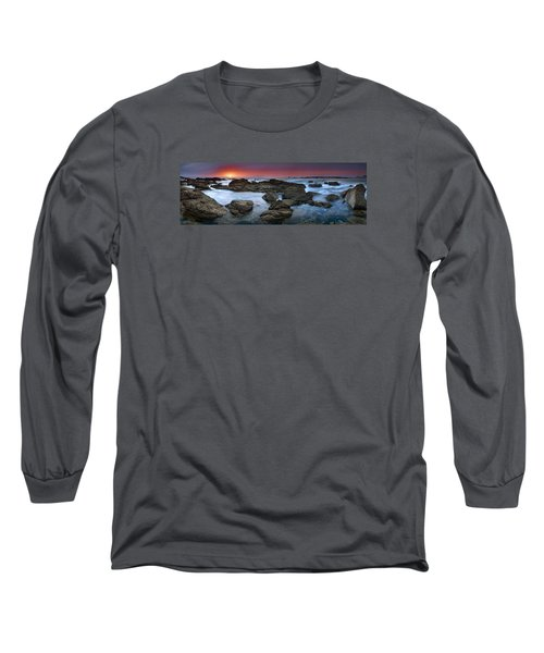 The Rock Labyrinth Long Sleeve T-Shirt