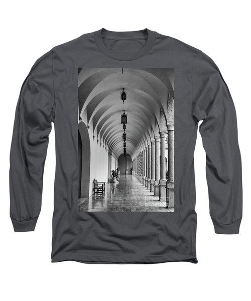 The Roman Hallway Long Sleeve T-Shirt